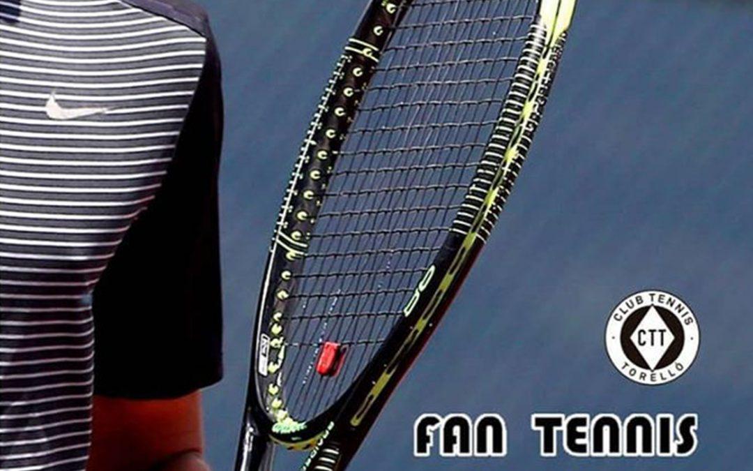 Fan Tennis 2019
