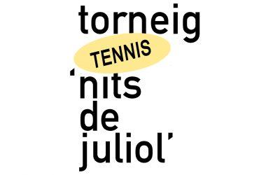 """Tennis """"Nits de Juliol"""""""