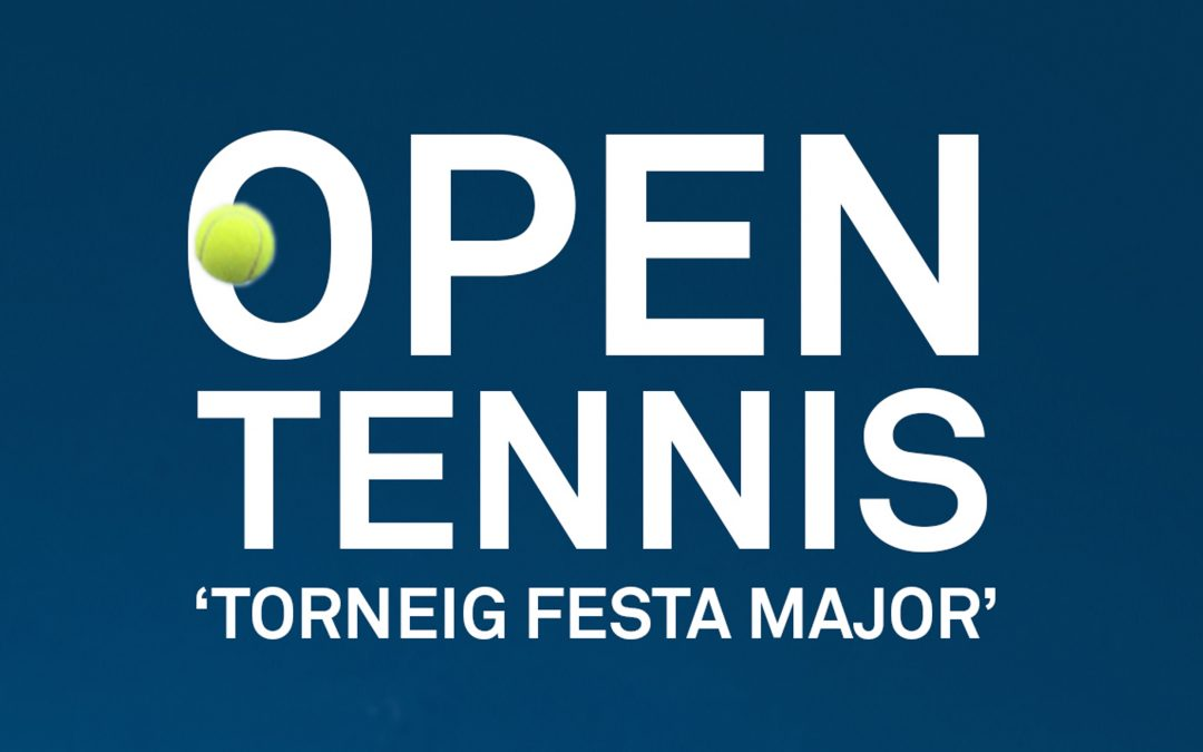 Open Festa Major de Tennis