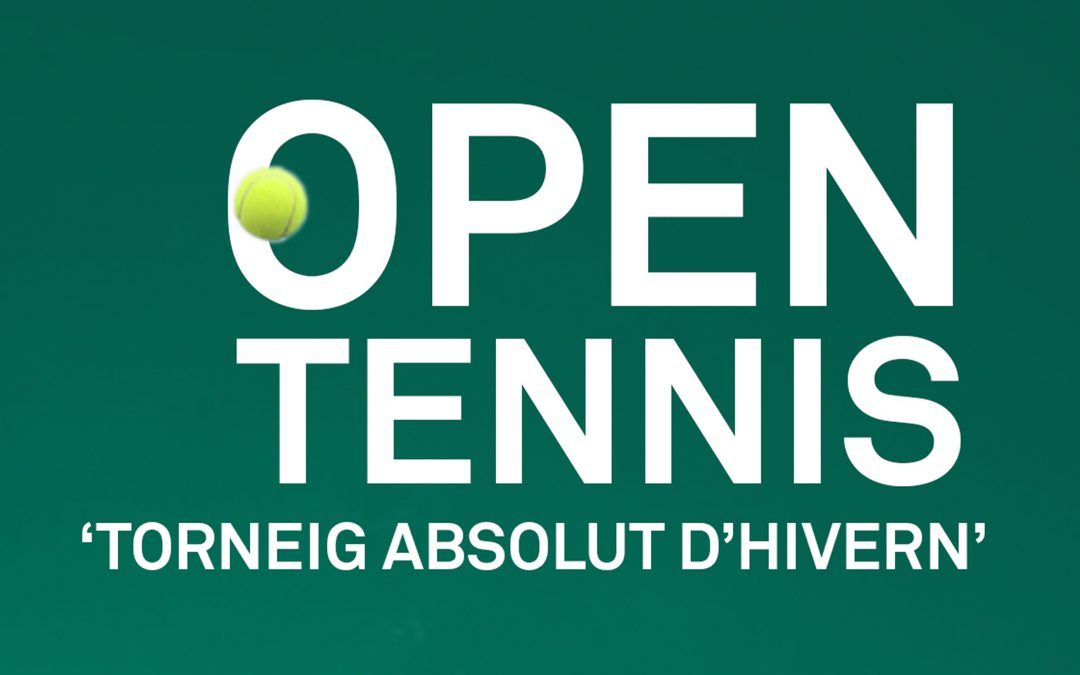 OPEN TENNIS D'HIVERN
