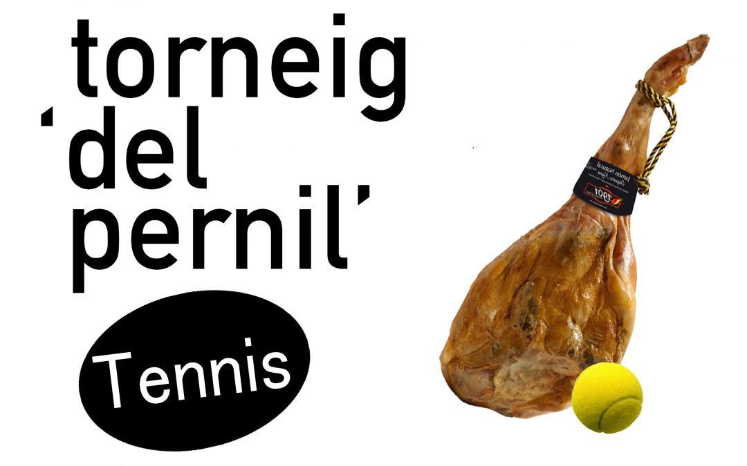 Torneig Tennis Pernil 2020