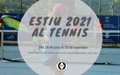Estiu 2021 al tennis